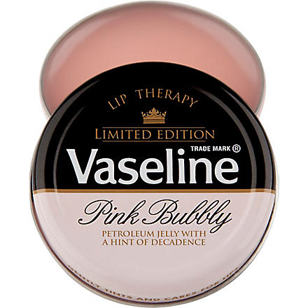 Amazon.com: VASELINE Limited Edition Pink Bubbly Lip ...