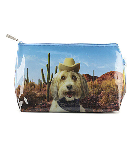 CATSEYE Desert Dog wash bag