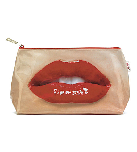 CATSEYE Lips wash bag
