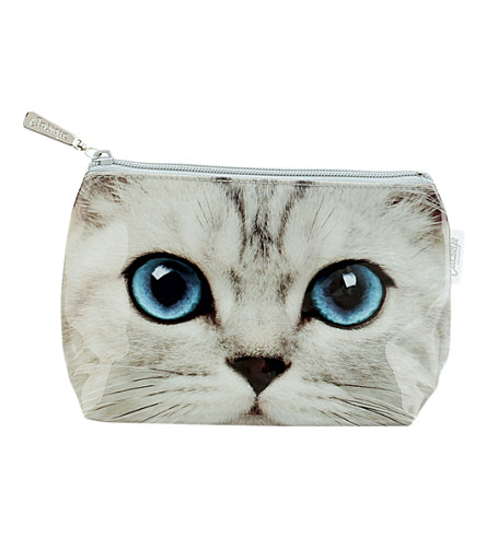 CATSEYE Kitty cosmetic bag