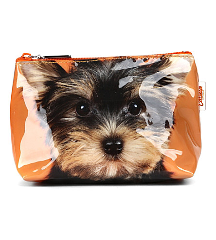 CATSEYE Yorkshire Terrier small wash bag