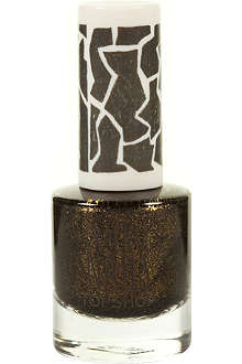 TOPSHOP Crackle top coat