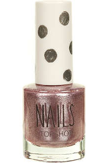 TOPSHOP Nail polish - metallic