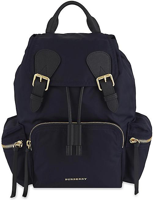 ced249a08255 BURBERRY Medium nylon backpack