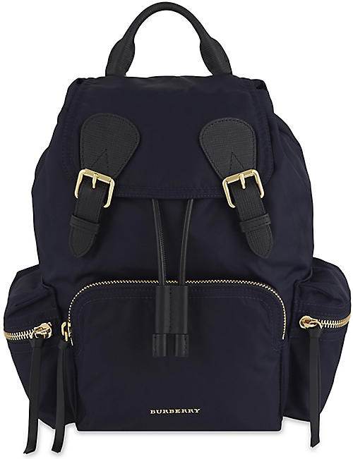 BURBERRY Medium nylon backpack 92f273b27c831