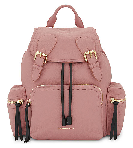 BURBERRY Rucksack medium backpack (Blossom+pink