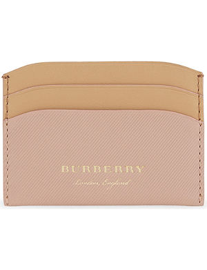 Burberry Card Holder Selfridges