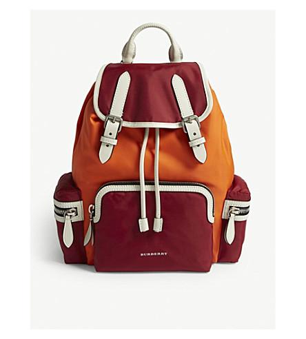 blu backpack burberry nylon ink small crossbody uiPkZX