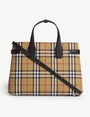 Medium Banner tote bag(6893907)