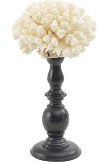 ARTISANTI Coral bloom ornament