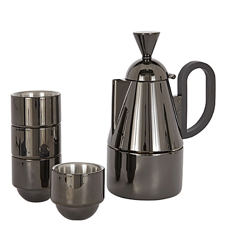 TOM DIXON Brew Stove Top gift set