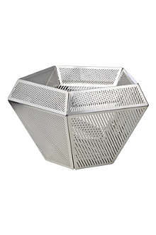 TOM DIXON Cell steel tea light holder