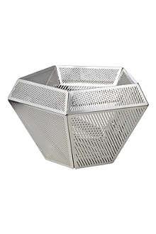 TOM DIXON Cell steel tea light holder