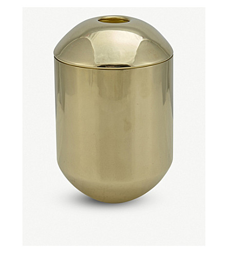 tom dixon form tea caddy. Black Bedroom Furniture Sets. Home Design Ideas