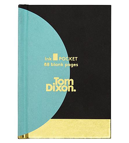 TOM DIXON Ink Pocket Notebook
