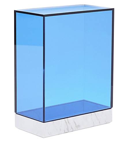 TOM DIXON Lid Tall Glass Storage