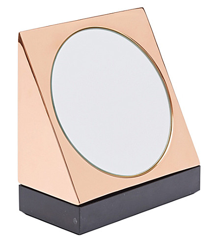TOM DIXON Lid wedge mirror