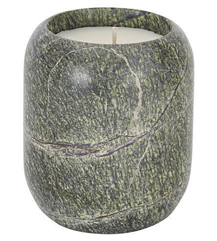 TOM DIXON Stone medium scented candle