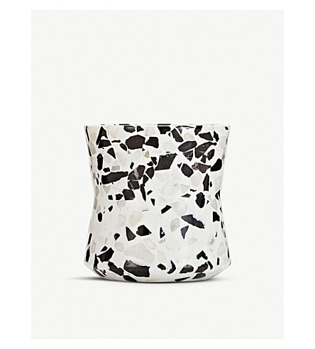 TOM DIXON Terrazzo large scented candle