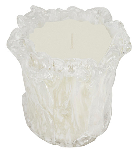 TOM DIXON Quartz medium scented candle