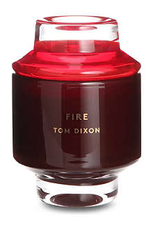 TOM DIXON Scent Fire medium candle