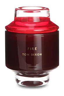 TOM DIXON Scent Fire medium candle