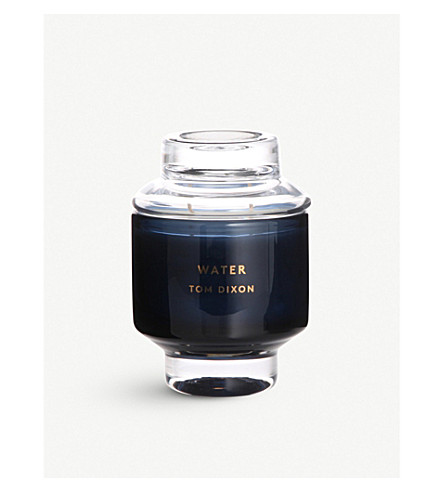 TOM DIXON Scent Water medium candle