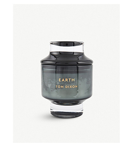 TOM DIXON Scent Earth large candle
