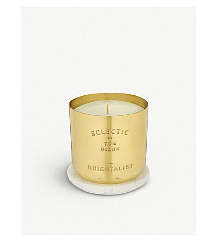 TOM DIXON Eclectic Orientalist scented candle