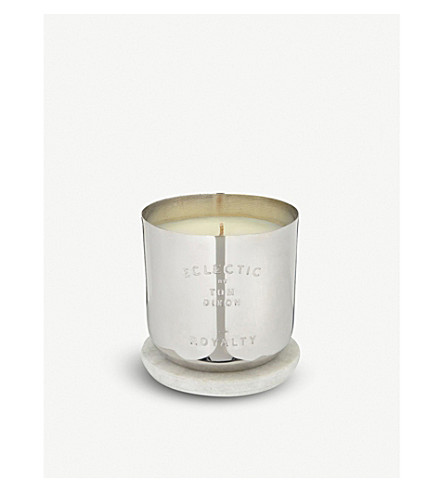 TOM DIXON Royalty medium scented candle