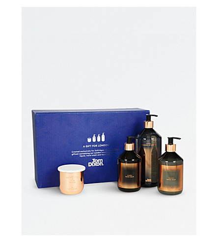 TOM DIXON A Gift for London gift set