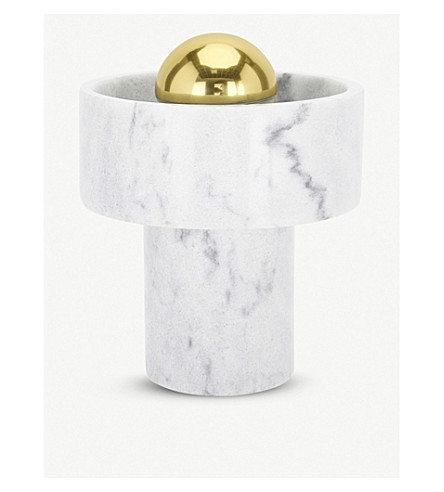TOM DIXON Marble stone table light