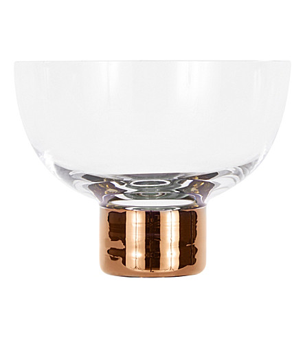 TOM DIXON Tank ice cream bowl