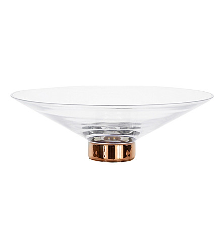 TOM DIXON Tank decorative bowl