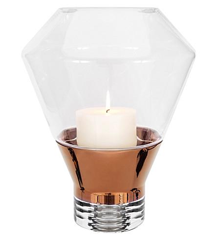 TOM DIXON Tank candle lantern
