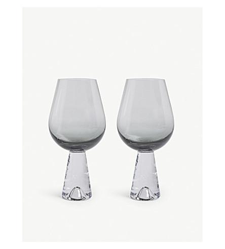 TOM DIXON Tank wine glasses set of two