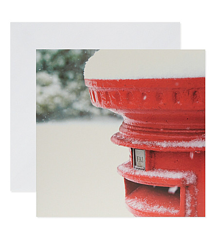 The great british card company postbox greeting cards box of 16 previousnext m4hsunfo