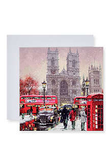 THE GREAT BRITISH CARD COMPANY London scene cards
