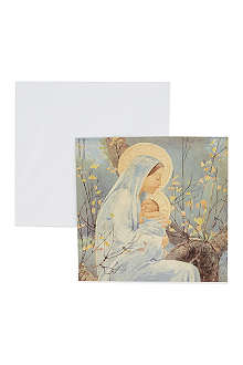 THE GREAT BRITISH CARD COMPANY Madonna and Child cards