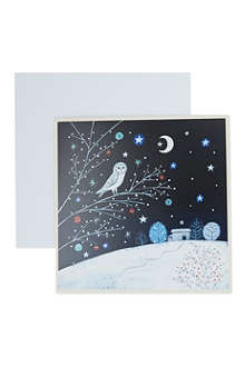MUSEUMS + GALLERIES Magic Night cards 5 pack