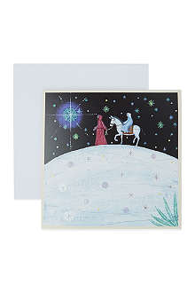 MUSEUMS + GALLERIES Towards Bethlehem cards 5 pack