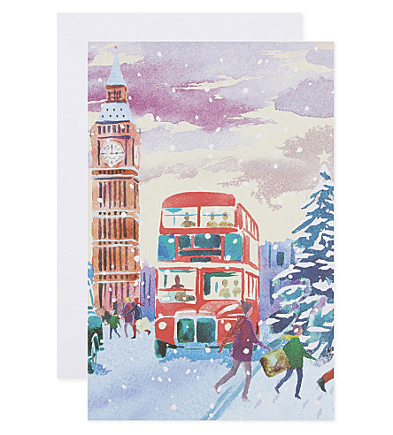 MUSEUMS + GALLERIES Set of 20 Christmas cards