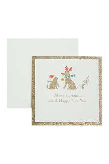 NONE Box of six Christmas cards