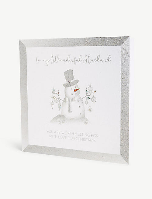 Christmas cards - Christmas shop - Home & Tech - Selfridges | Shop ...