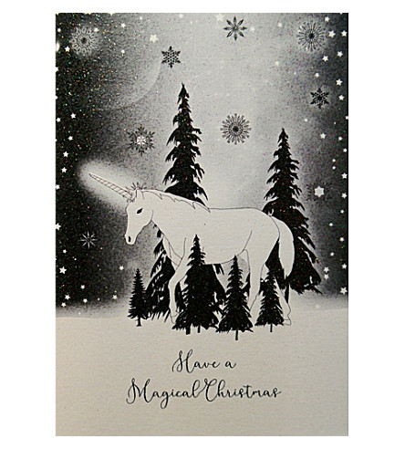 FIVE DOLLAR SHAKE Magical Christmas cards set of six