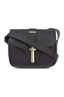 BALENCIAGA Extra small leather cross-body bag