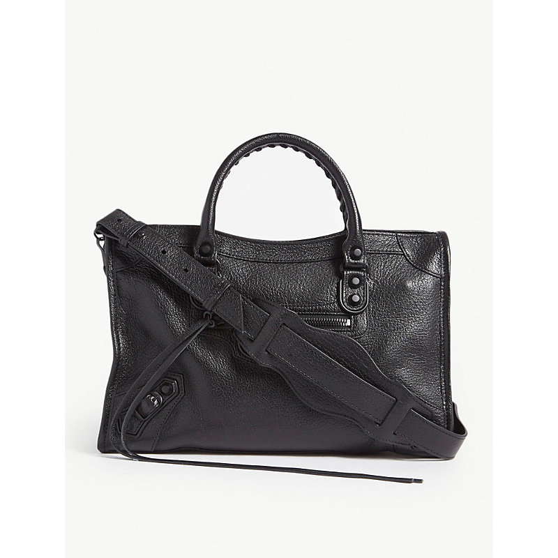 Classic City small leather shoulder bag