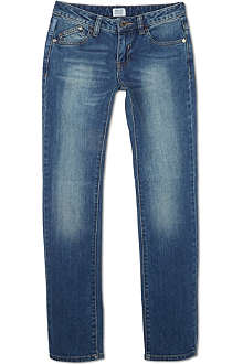 ARMANI JUNIOR Classic fit jeans 10-16 years