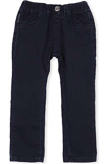 ARMANI JUNIOR Stretch-denim jeggings 3-18 months