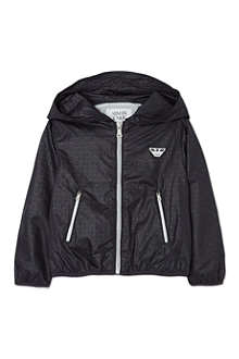 ARMANI JUNIOR Eagle jacket 3-24 months